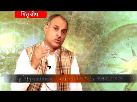 PITRA DOSH in Kundli or Horoscope | Pardeep Rura
