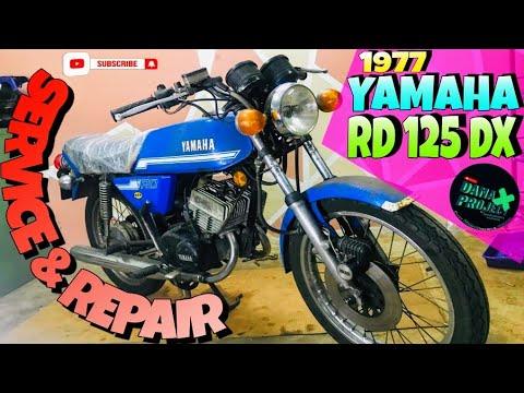 Repairing of Yamaha