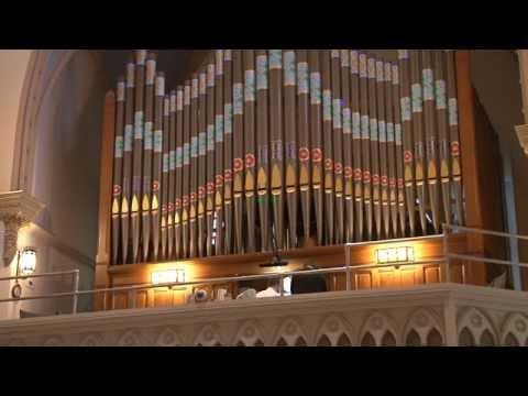 St. Mary's Catholic Church Historic Pipe Organ Concert