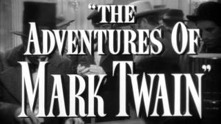 The Adventures of Mark Twain - Trailer
