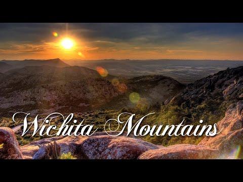 Wichita Mountains Wildlife Refuge in Oklahoma