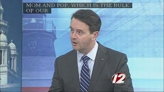 Newsmakers 3/7/2014: Guillaume De Ramel; state Rep. Jay Edwards