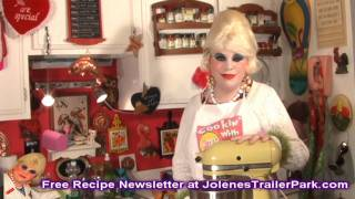 Chocolate Sauerkraut Cake :  Oktoberfest Trailer Park Cooking Show