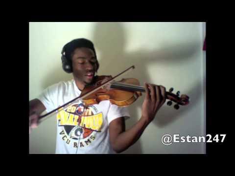 Rihanna - Diamonds (Violin Cover by Eric Stanley) @estan247