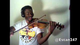 Rihanna - Diamonds (Violin Cover by Eric Stanley)