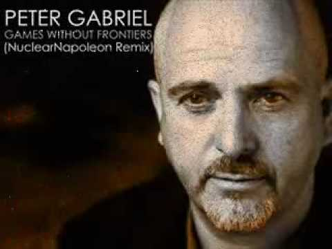 Peter Gabriel - Games Without Frontiers Lyrics