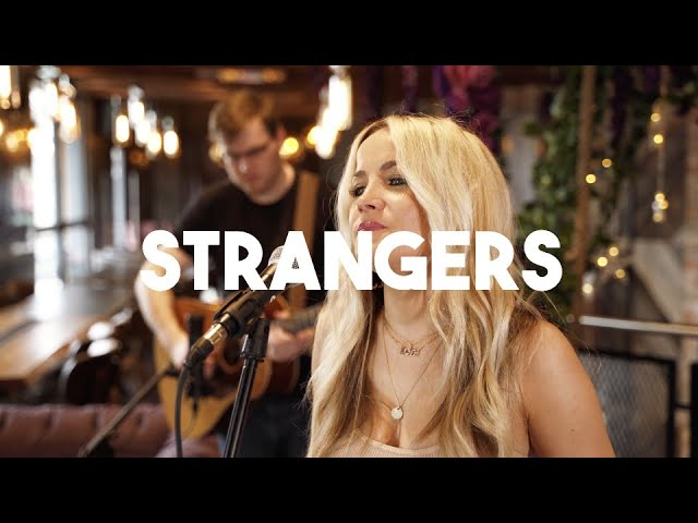Jeannine Barry - Strangers (Acoustic)
