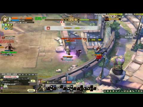 [TOS]Fencer C3 PVP 2v2#90 with Cannoneer vs Dragoon+Featherfoot