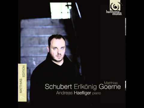 Schubert: Erlkönig D. 328 - Matthias Goerne & Andreas Haefliger