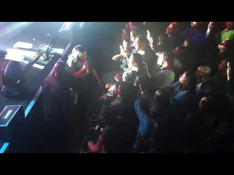 """K.Michelle performs """"Crazy Like You"""" at the Ramshead Live 02.11.18"""