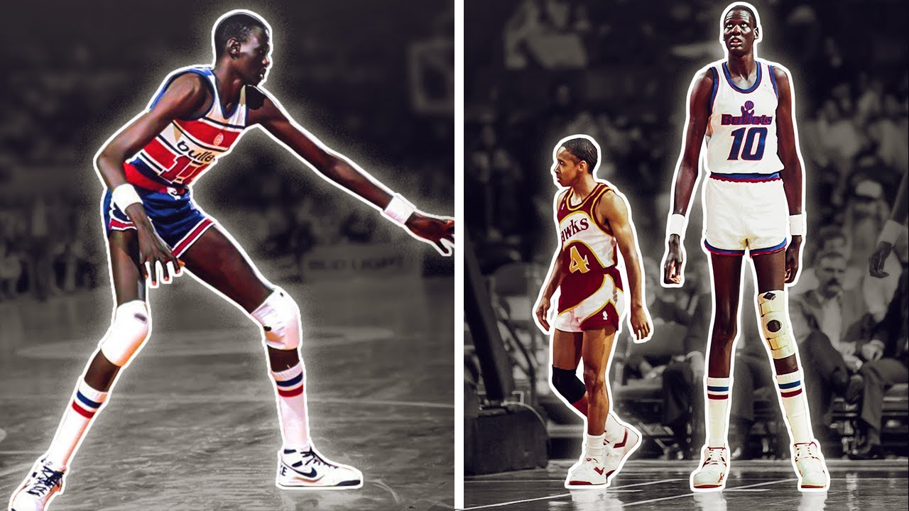 Download How Good Was Manute Bol Actually?
