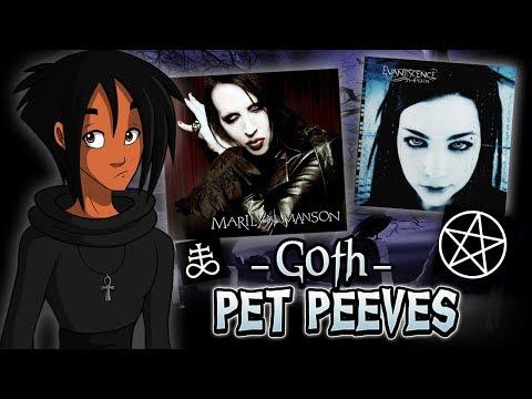 My Goth Pet Peeves | Kai Decadence