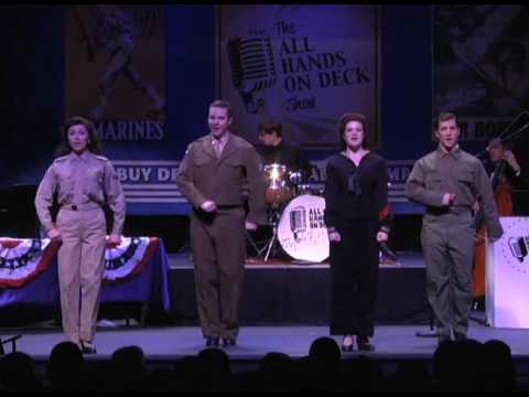 """Carter Lynch's Promo Reel from """"All Hands on Deck, the Musical!"""""""