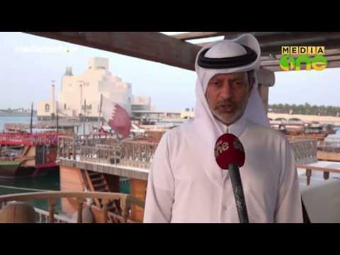 A Beypore made ship makeover as a restaurant in Qatar