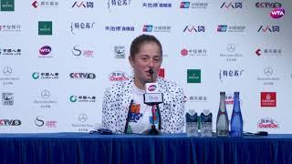 2017 Beijing Press-Conference   Jelena Ostapenko