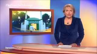 Hessenschau - Erste islamische Körperschaft - Ahmadiyya erhält Kirchenstatus