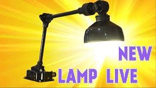 Прожектор-пэрис-токарь-свет   Да будет свет над токарным