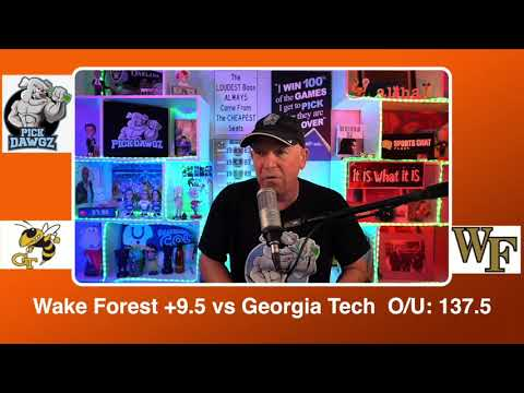 Wake Forest vs Georgia Tech 3/5/21 Free College Basketball Pick and Prediction CBB Betting Tips