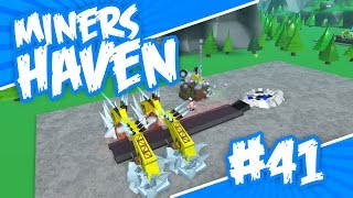 Miners Haven #41 - I'M BACK IN THIS GAME (Roblox Miners Haven)