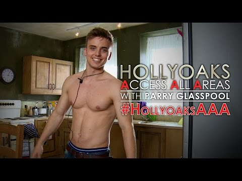 HollyoaksAAA with Parry Glasspool