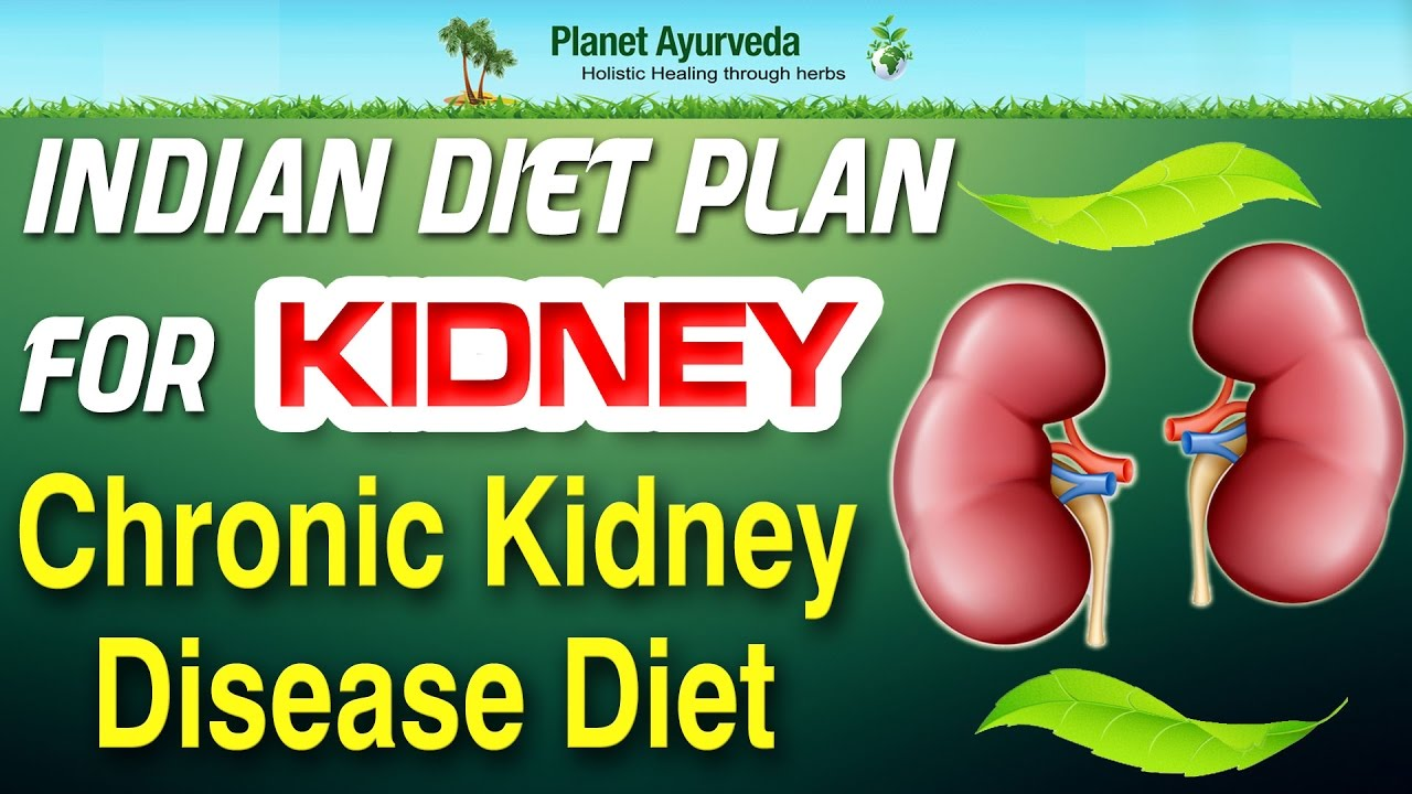 Diet - chronic kidney disease
