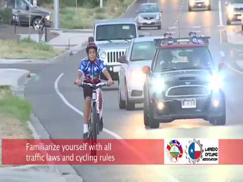 PSA Cyclist Two