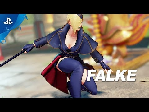 Street Fighter 5 Next DLC Character 'Falke' Announced