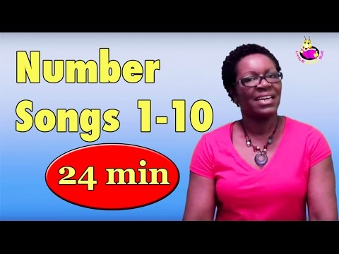 Number Songs 1 to 10 Compilation - LittleStoryBug