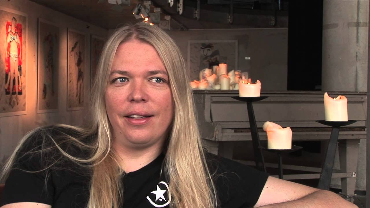 Apocalyptica interview - Eicca Toppinen (part 1) - YouTube