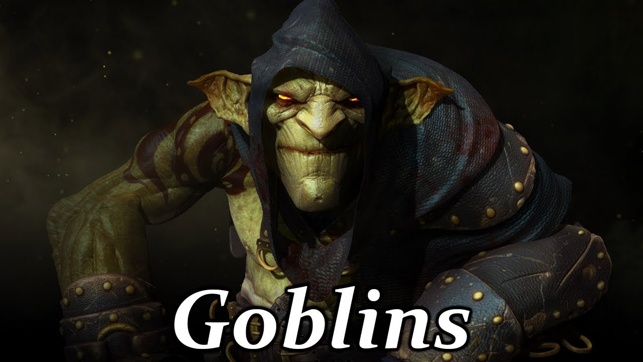 Goblins - The Story Behind the Creepy Little Men of European Folklore -  YouTube