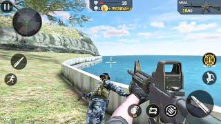 Commando Strike : Anti-Terrorist Sniper 2020 - Android GamePlay #2 screenshot 5