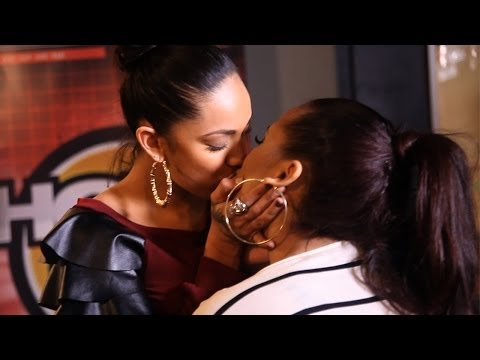 Erica Mena & Cyn Santana are in love, hot & talking about it on the HOT97 Morning Show
