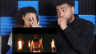 Black Man Reacts Honestly to Upchurch - Bloodshed (REACTION!!!)