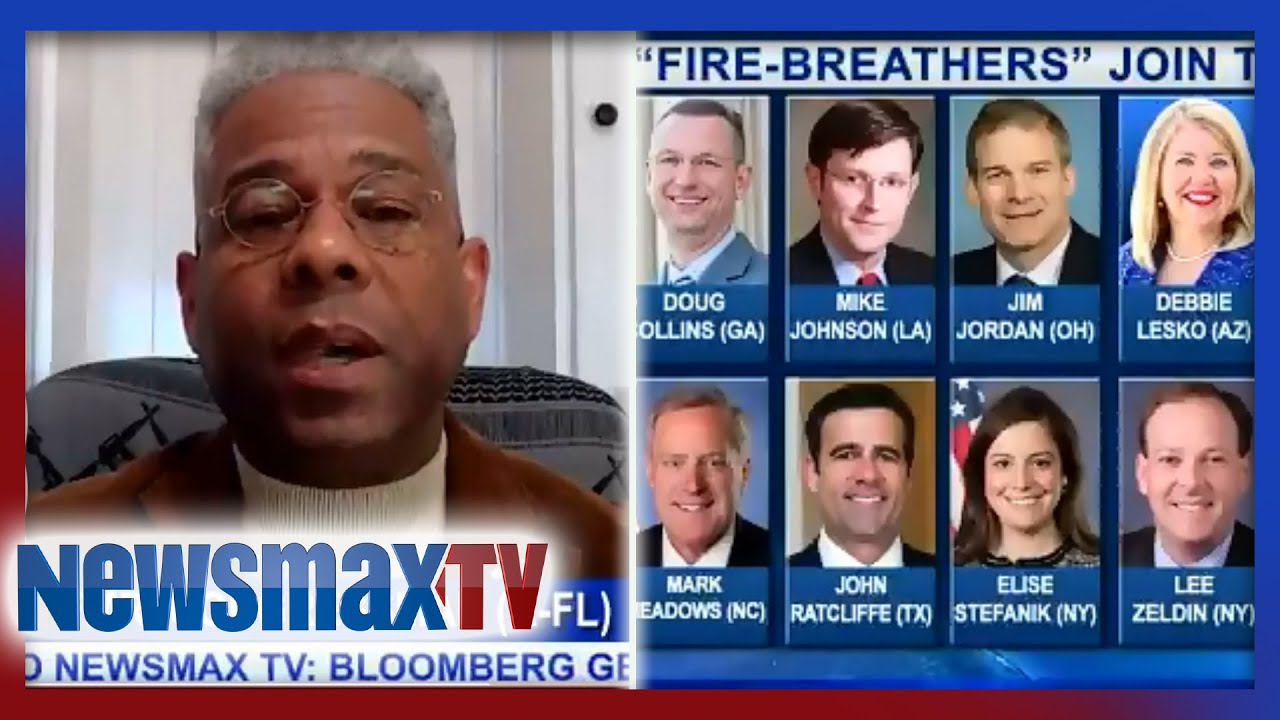 TEAM TRUMP: Allen West Analyzes Trump's Trial Defenders - Newsmax