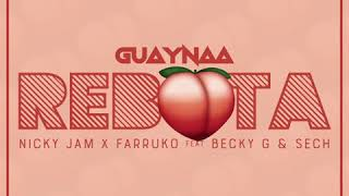 Rebota Remix (Audio Oficial)