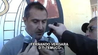LOTA SCHWAGER 0 - TEMUCO 0 (20. 04. 2014)