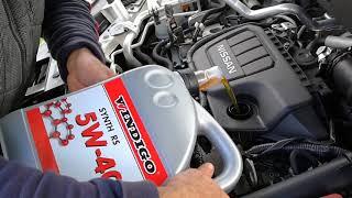 huile moteur Windigo 5w-40 Nissan