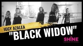 """Black Widow"" by Iggy. Choreo By SHiNE DANCE FITNESS Mp3"