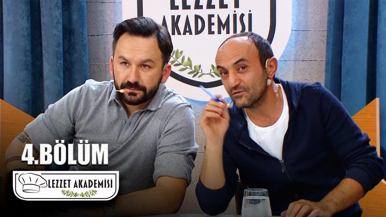 Lezzet Akademisi - 4.Bölüm (Tek Parça Full HD)