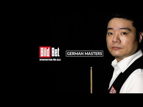 Ding Defeats Dale To Reach BildBet German Masters Quarters!