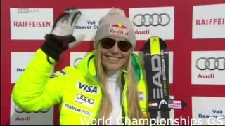 Lindsey Vonn Ski Season 2014/15