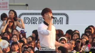 140815 smtown concert f x goodbye summer focus do 경수