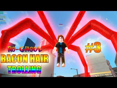 BACON HAIR TROLLING! {PKKen}   Ro-Ghoul