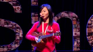 Gambar cover Finding my voice for hope | Crystal Goh | TEDxSingapore