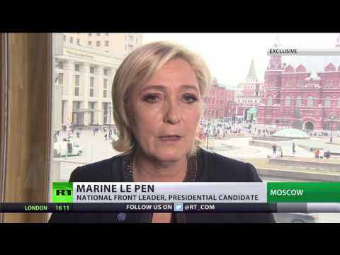 'Don't see a single good reason to have Cold War with Russia' – Le Pen to RT (EXCLUSIVE)