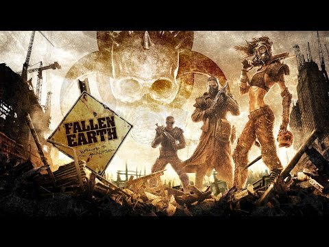 Fallen Earth – Gameplay Commentry – Part 1