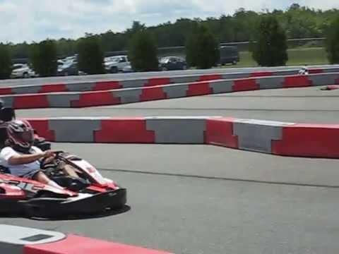 Go Carts @ Pocono Raceway