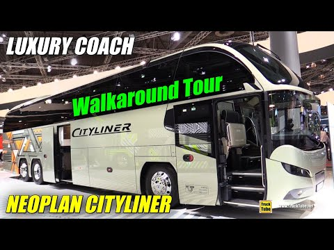 2019 Neoplan Cityliner L Luxury Coach - Exterior and Interior Walkaround - 2018 IAA Hannover