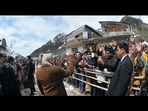 PM Modi's Darshan and Puja at Kedarnath Mandir, Uttarakhand