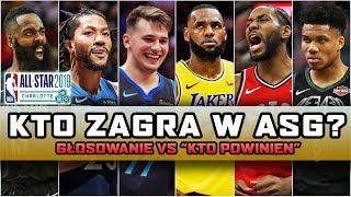 Wybór GWIAZD do All Star Game ► NBA po POLSKU